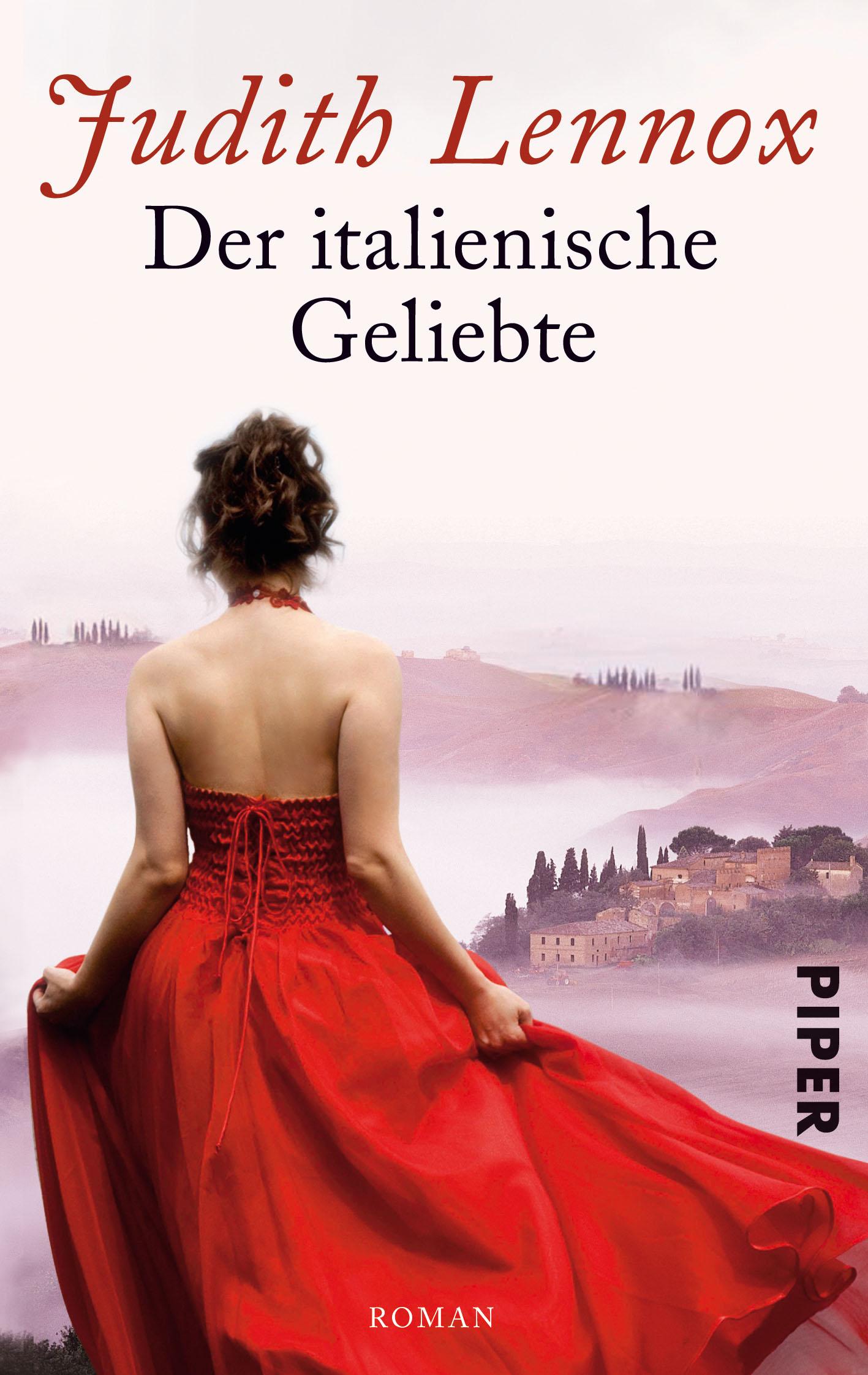 Der italienische Geliebte - Judith Lennox [Taschenbuch]