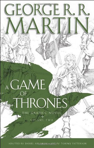 A Game of Thrones - Volume Two - George R.R. Martin [Graphic Novel]