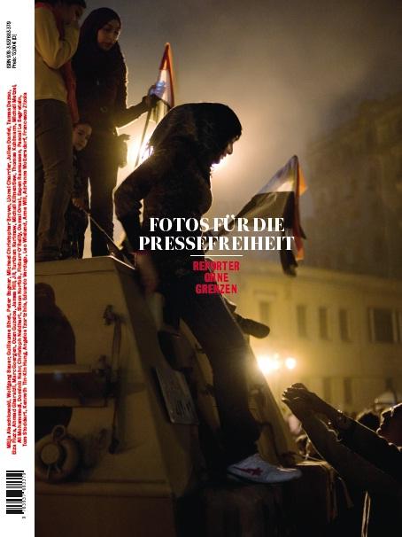 Fotos für die Pressefreiheit 2012: Reporter ohn...