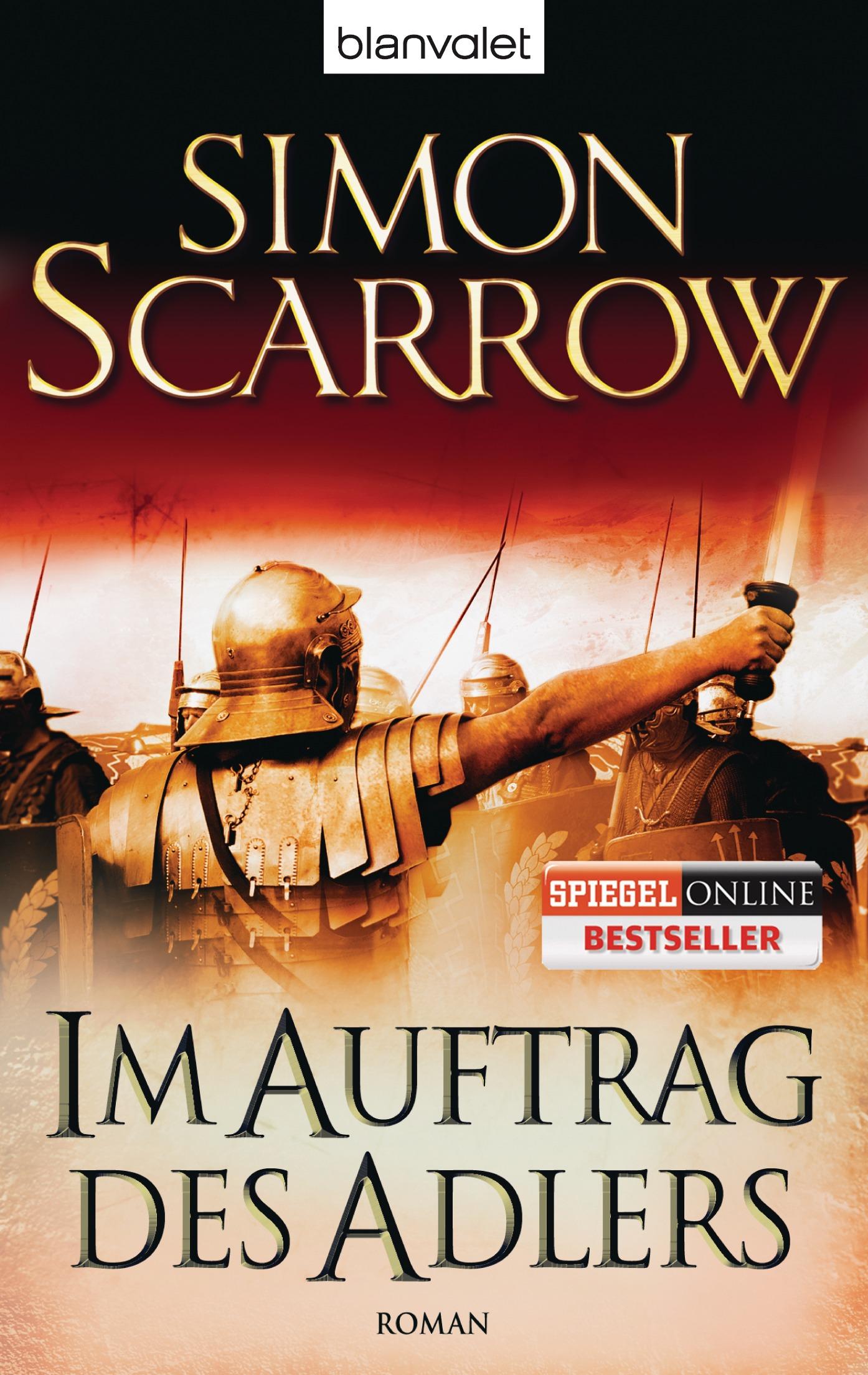 Im Auftrag des Adlers: Roman - Simon Scarrow