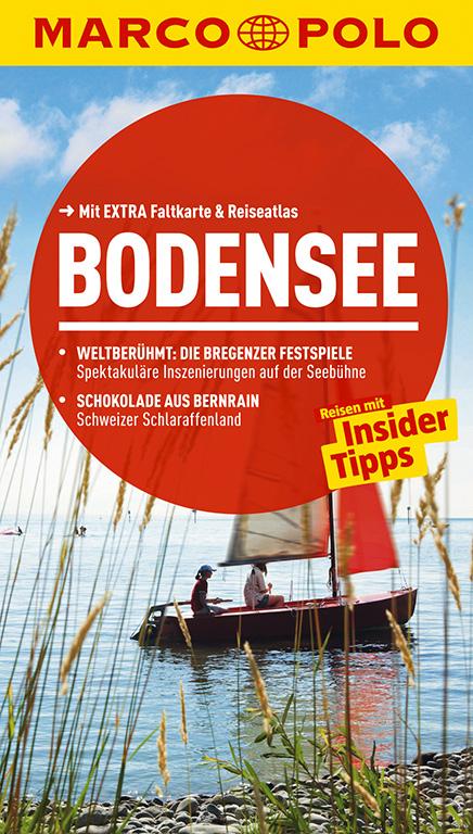 MARCO POLO Reiseführer Bodensee - Frank van Bebber