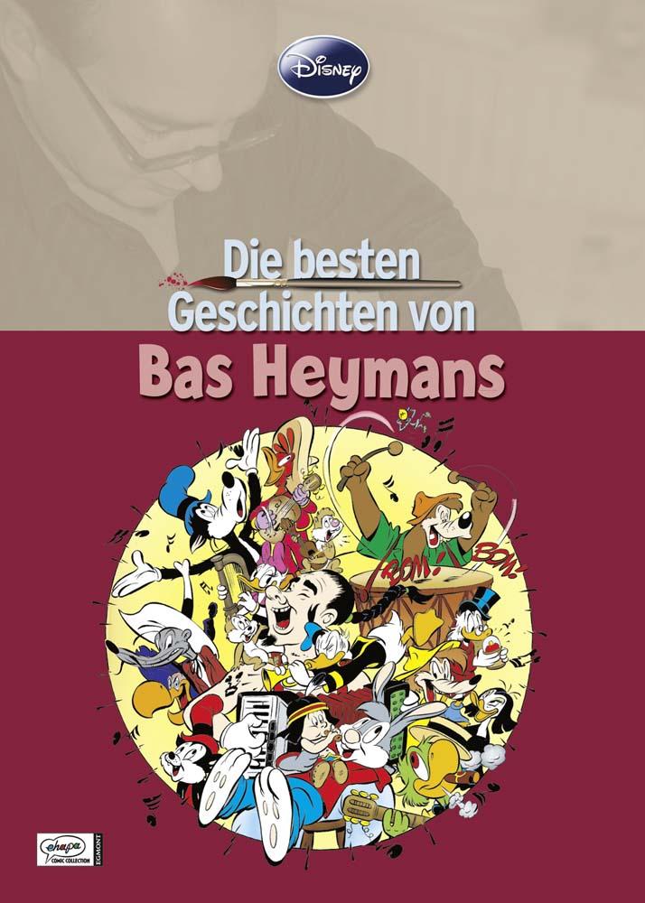 Disney: Die besten Geschichten von Bas Heymans - Bas Heymans