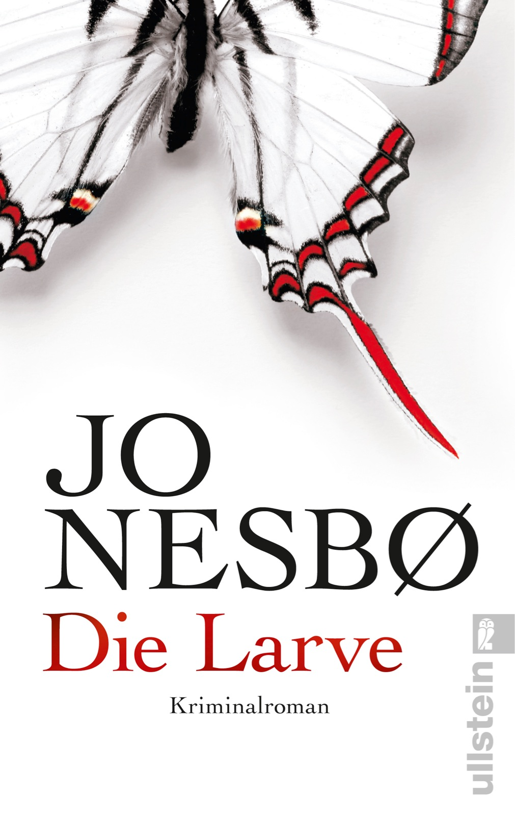 Die Larve: Harry Holes neunter Fall - Jo Nesbø
