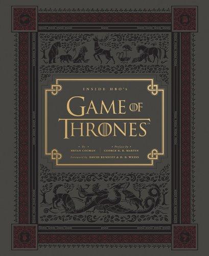 Inside HBO´s Game of Thrones - Bryan Cogman