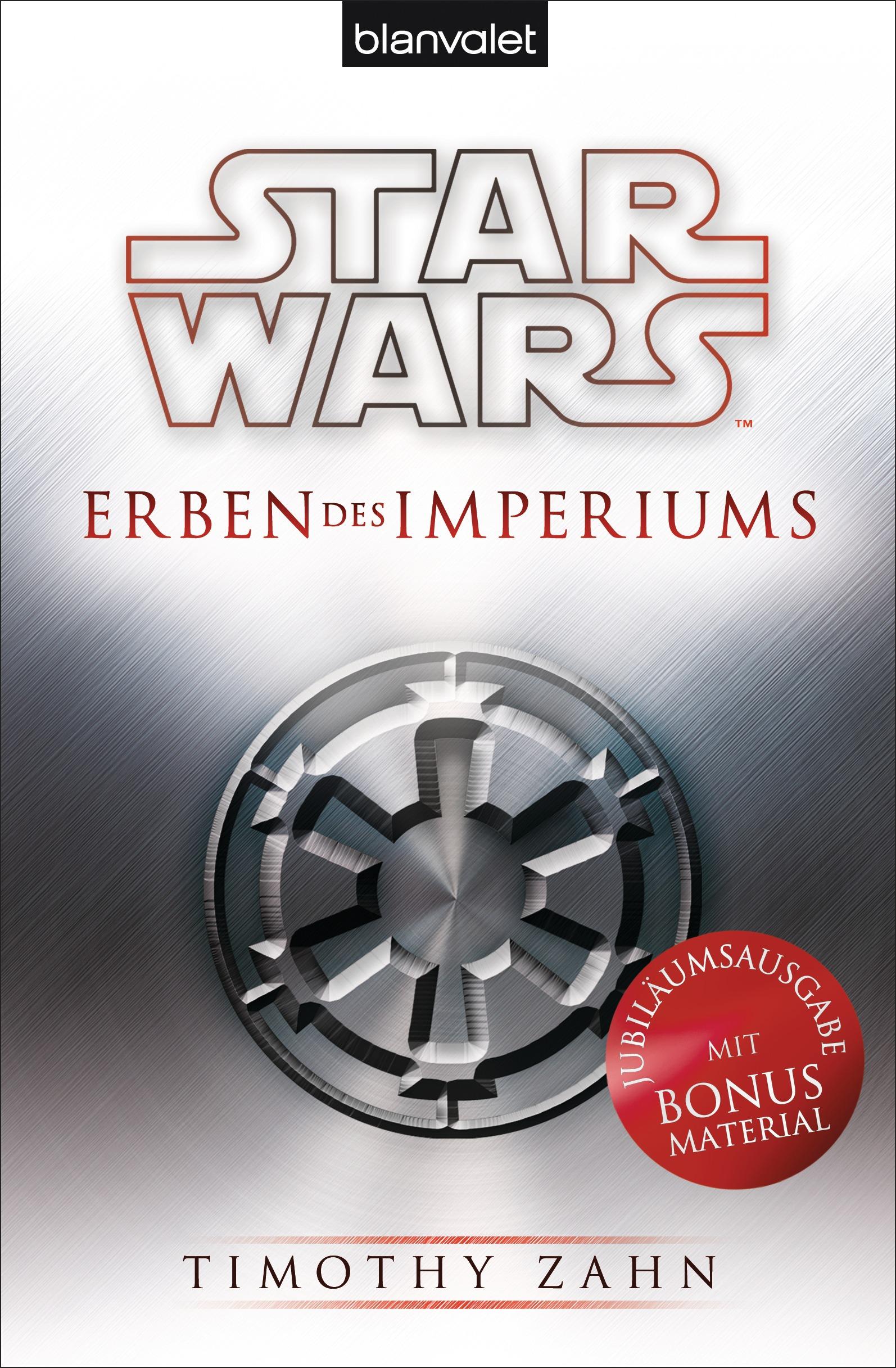 Star Wars(TM) Erben des Imperiums - Timothy Zahn