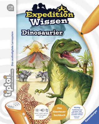 tiptoi® Expedition Wissen: Dinosaurier - Thilo