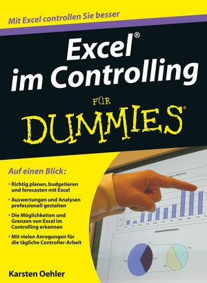 Excel im Controlling für Dummies - Karsten Oehler