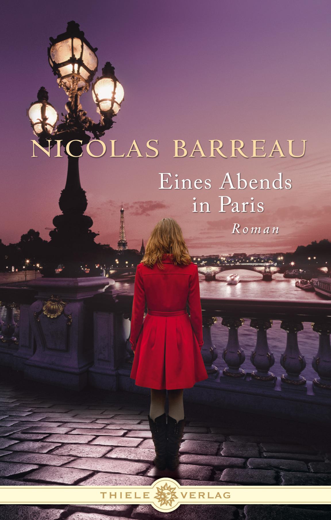 Eines Abends in Paris - Sophie Scherrer [Gebundene Ausgabe]