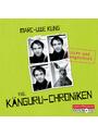 Die Känguru-Chroniken: Live und ungekürzt - Marc-Uwe Kling [4 Audio CDs]
