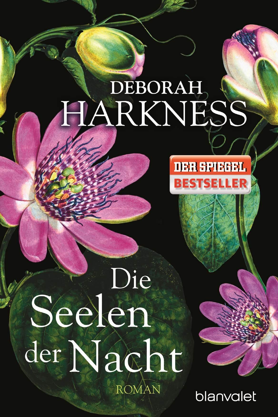 Die Seelen der Nacht - Deborah Harkness [Taschenbuch]