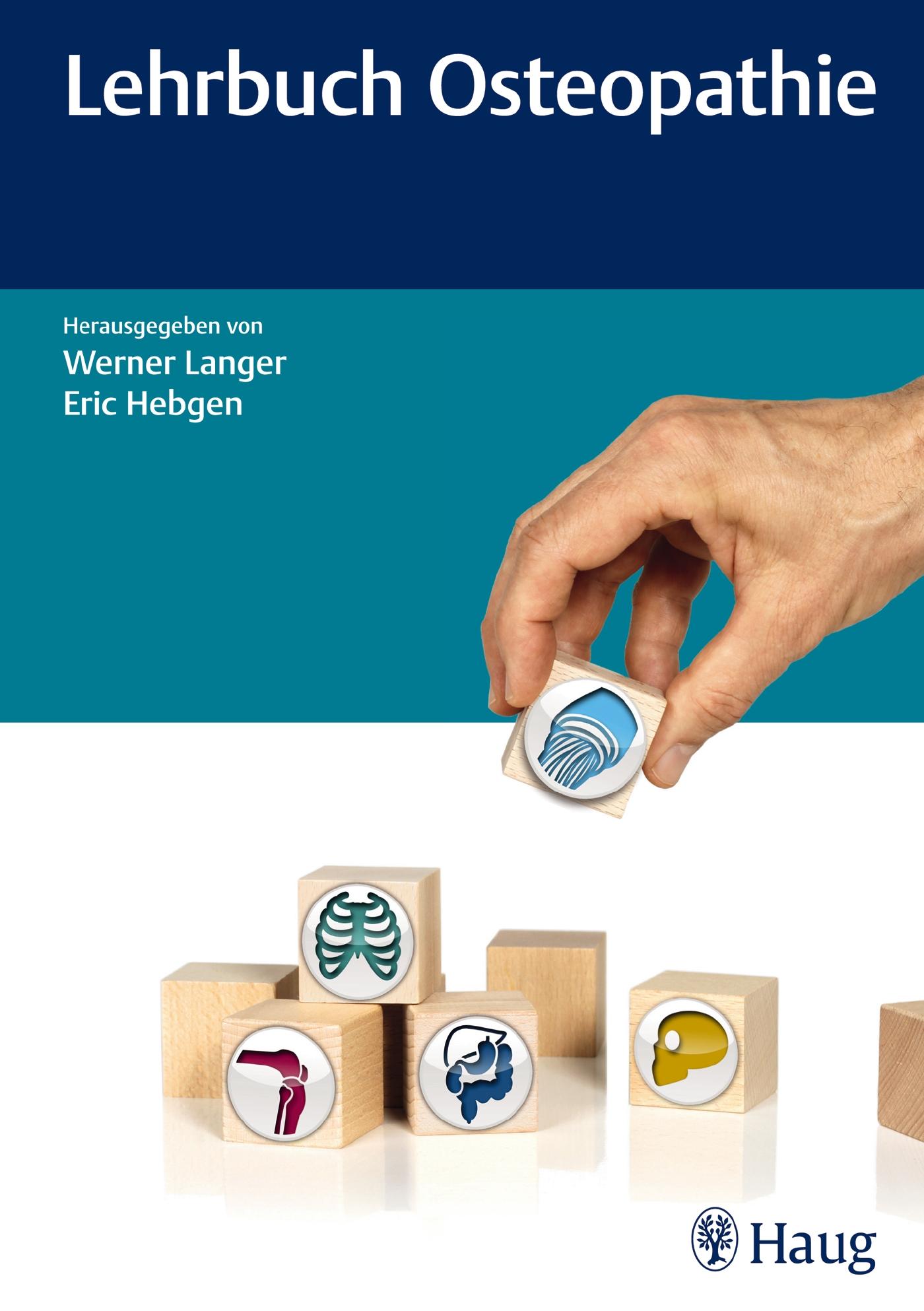 Lehrbuch Osteopathie - Werner Langer