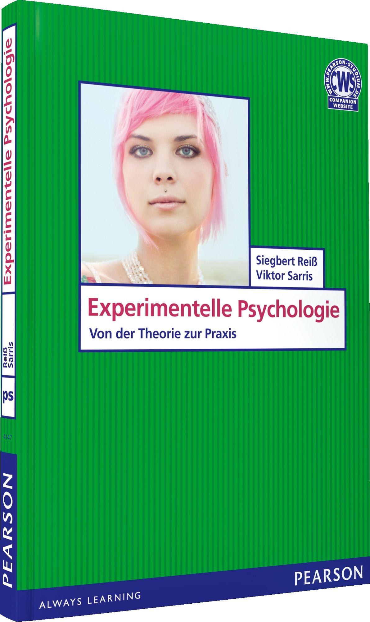 Experimentelle Psychologie: Von der Theorie zur...