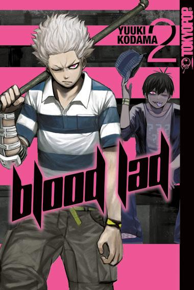 Blood Lad 02 - Yuuki Kodama