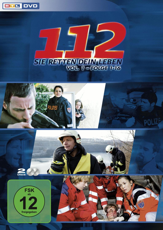 112 - Sie retten dein Leben [2 DVDs]