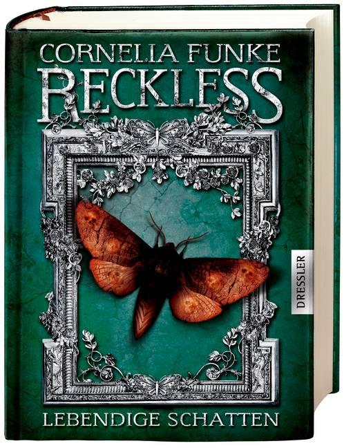 Reckless: Band 2 - Lebendige Schatten - Cornelia Funke [Gebundene Ausgabe]