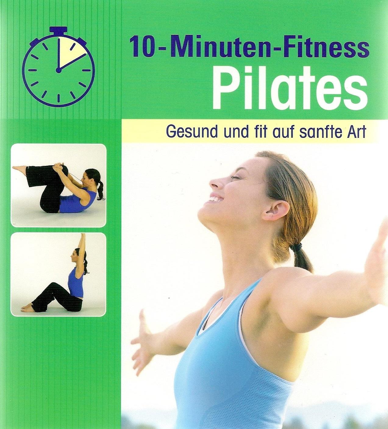 10-Minuten-Fitness Pilates - -
