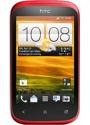 HTC Desire C flamenco red