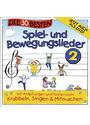 Simone,Glück,Karsten & die Kita-Frösche Sommerland - Die 30 besten Spiel-und Bewegungslieder 2 - Kinderlieder und Babylieder