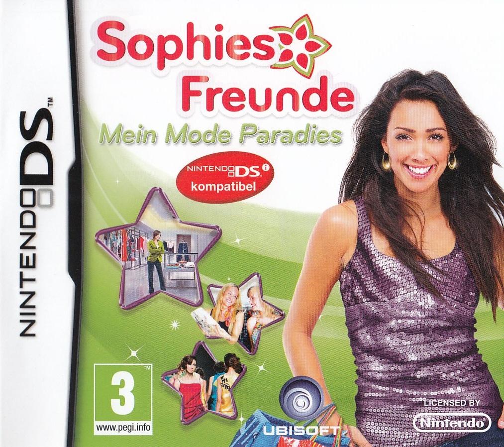 Sophies Freunde - Mein Mode-Paradies [Internati...
