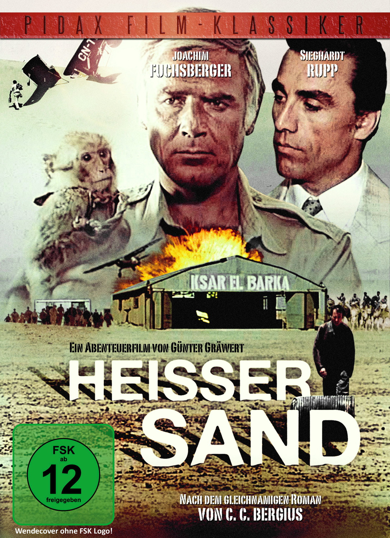Pidax Film-Klassiker: Heisser Sand