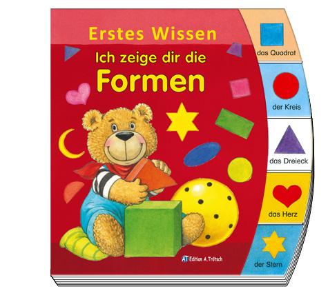 Erstes Wissen - Formen - Edition A. Trötsch