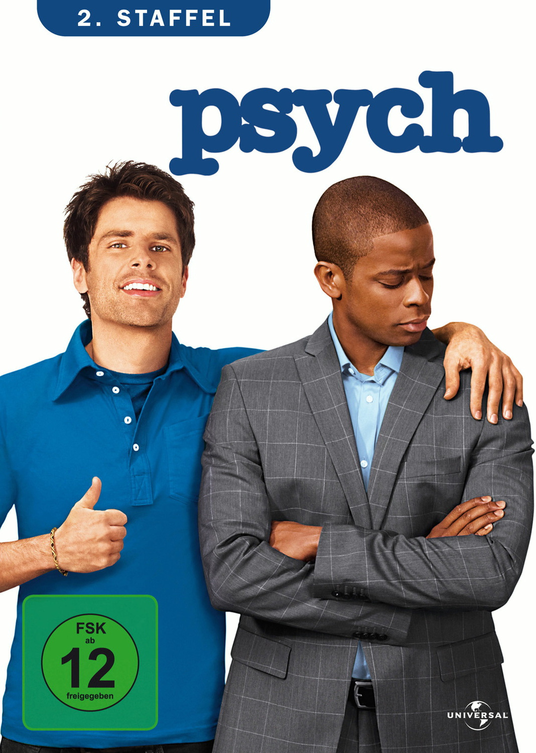 Psych - 2. Staffel [4 DVDs]