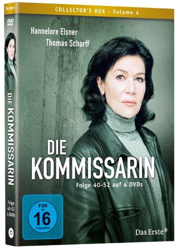 Die Kommissarin - Volume 4: Folgen 40-52 [Colle...