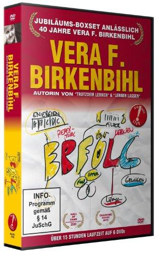Vera F. Birkenbihl - Erfolg [40 Jahre Jubiläums-Boxset, 6 DVDs]