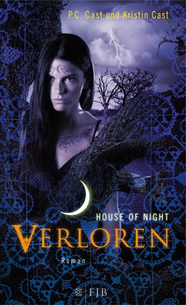 House of Night - Band 10: Verloren - P. C. Cast [1. Auflage]