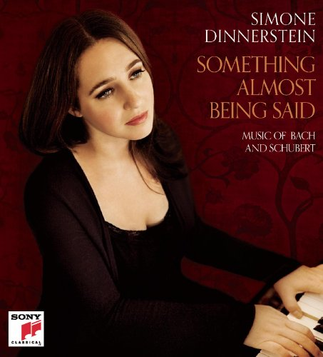 Simone Dinnerstein - Something almost being sai...