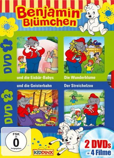 Benjamin Blümchen - und die Eisbärbabys / Der S...