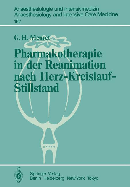 Pharmakotherapie in Der Reanimation Nach Herz-K...