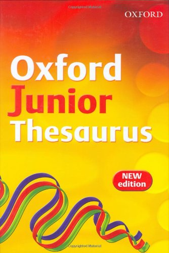 Oxford Junior Thesaurus - Sheila Dignen
