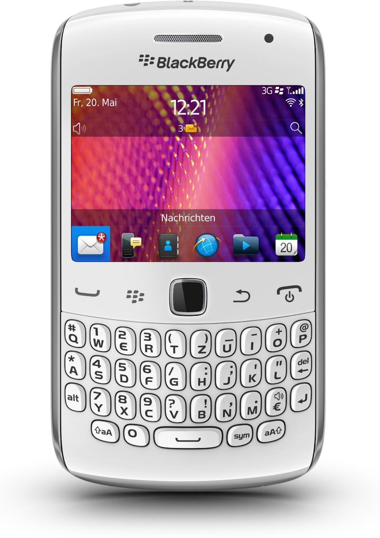 Blackberry 9360 Curve weiß