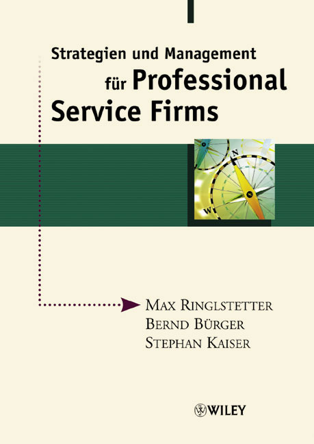 Strategien und Management für Professional Serv...