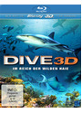 Dive 3D - Im Reich der wilden Haie (3D Version inkl. 2D Version & 3D Lenticular Card)