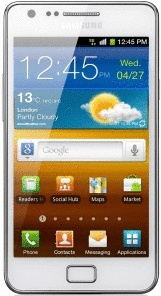 Samsung I9100G Galaxy S II G 16GB wit