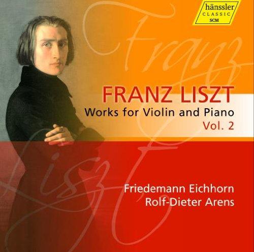 Friedemann Eichhorn - Werke für Violine und Klavier Vol.2