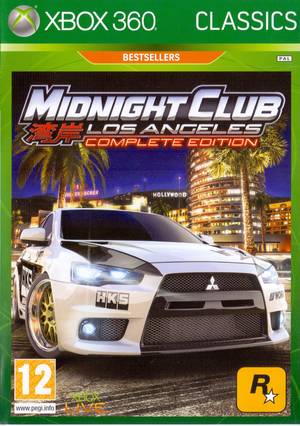 Midnight Club: L.A. Complete Edition [Classics, Internationale Version]