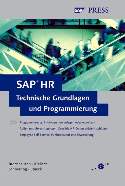 SAP HR - Technische Grundlagen und Programmieru...