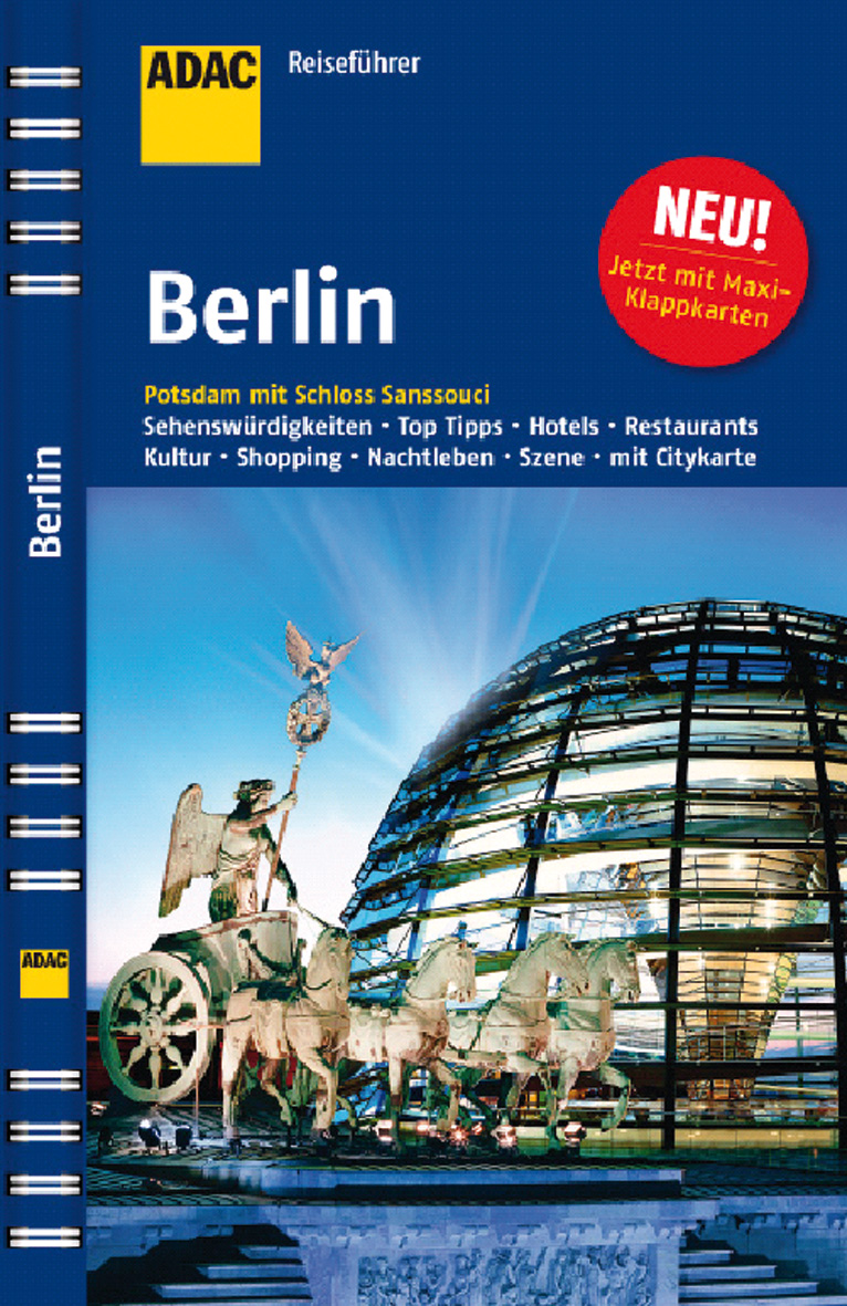 ADAC Reiseführer Berlin: Potsdam mit Sanssouci ...