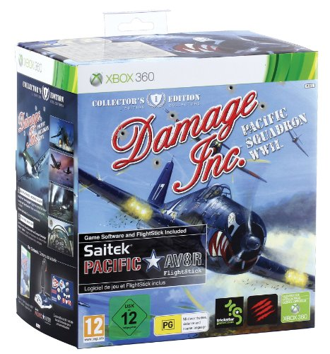 Damage Inc.: Pacific Squadron WWII [Collector´s...