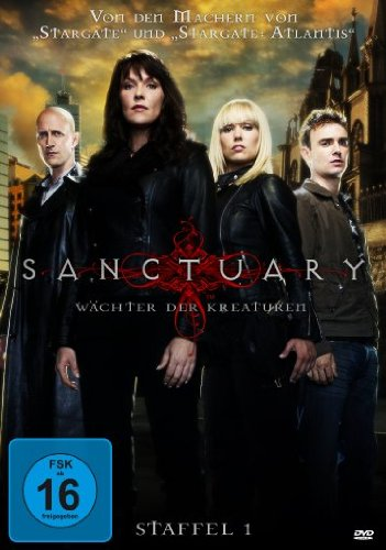 Sanctuary - Wächter der Kreaturen - Staffel 1 [5 DVDs]