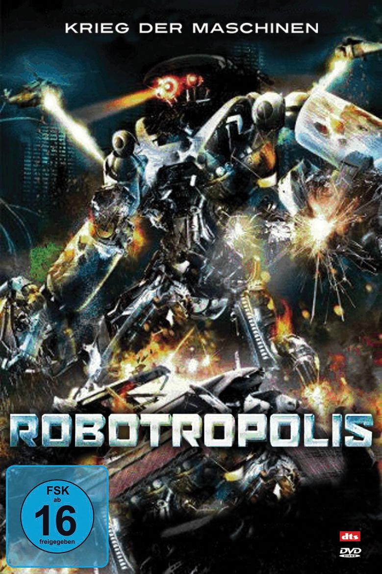 Robotropolis - Krieg der Maschinen