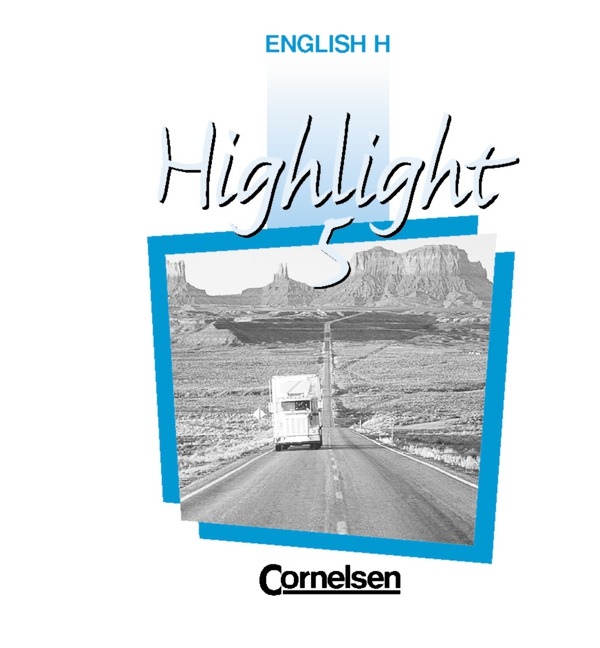 English H/Highlight - Ausgabe A: English H, Hig...