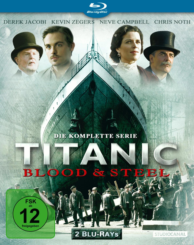 Titanic - Blood & Steel [3 Blu-ray]