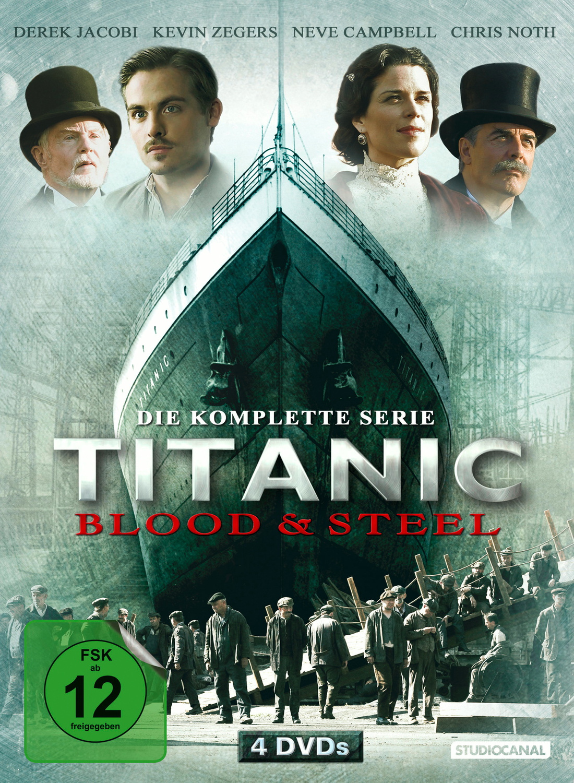 Titanic - Blood & Steel - Komplette Serie