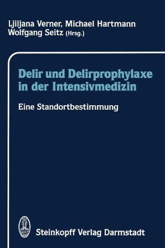 Delir und Delirprophylaxe in der Intensivmedizi...