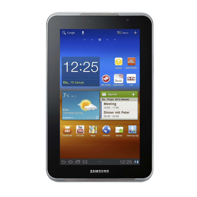 Samsung Galaxy Tab 7.0 Plus N 7 16GB [Wifi] wit