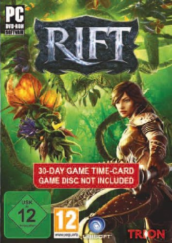 Rift: 30 Tage Game Time Card